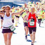 Tips voor het aanmoedigen van bekenden tijdens de marathon
